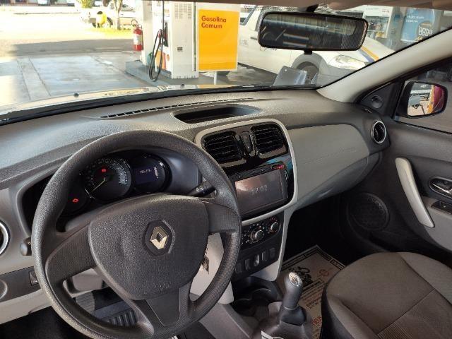 Renault Logan Expression Hi-Flex 8V 1.6 - Foto 9