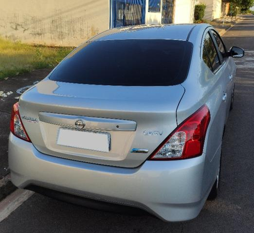 Nissan Versa SV - CVT 1.6 16v - Foto 6