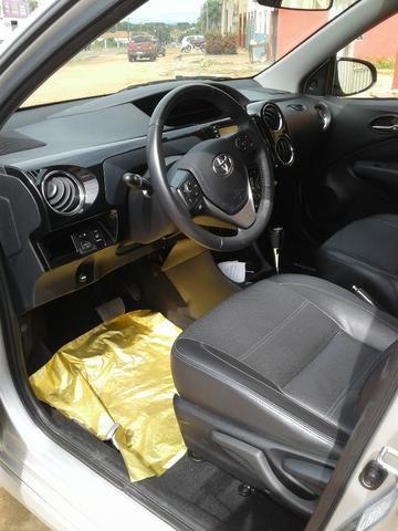 Toyota Etios 1.5 Sedan - Platinum - Foto 5