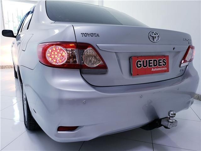 Toyota Corolla XEI Automático 2013. GNV 5° Geração - Foto 7