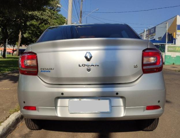 Renault Logan Expression Hi-Flex 8V 1.6 - Foto 5