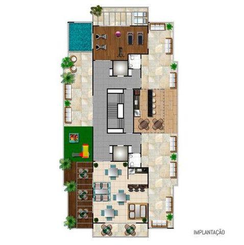 Easy Home 1 dorm varanda Gourmet -J.d Aquarius - Localização Privilegiada - Foto 10