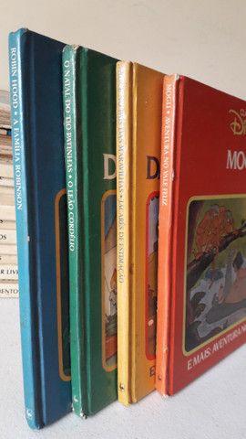 Coleção Livros infantis Classicos Disney, ed Nova Cultural. 1986. Usado - Foto 3