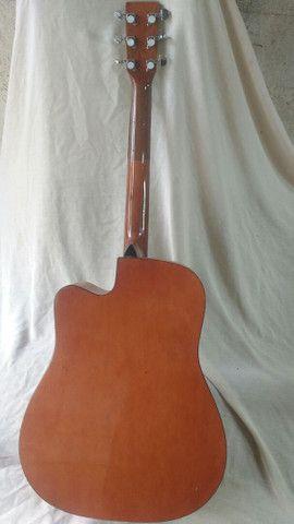 Violão acústico Cosme maple top - Foto 2
