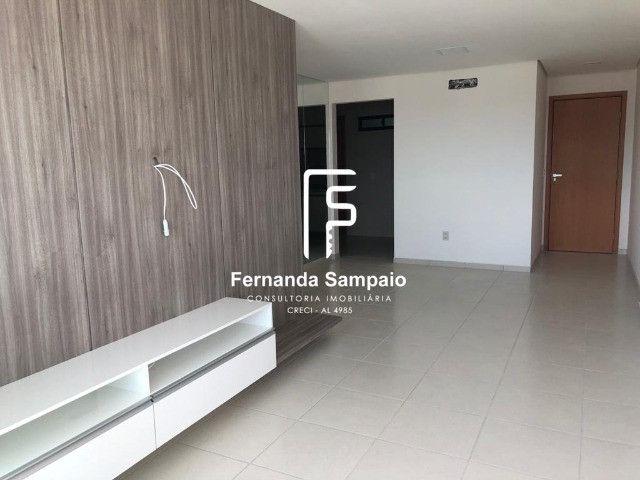 Venda Apartamento 3 Quartos Completo de móveis fixos em Maceió - Foto 4
