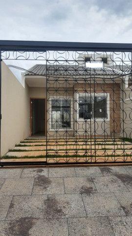 Vende-se casas novas no Lot. Siena, Bairro Esmeralda - entrada facilitada - Foto 2