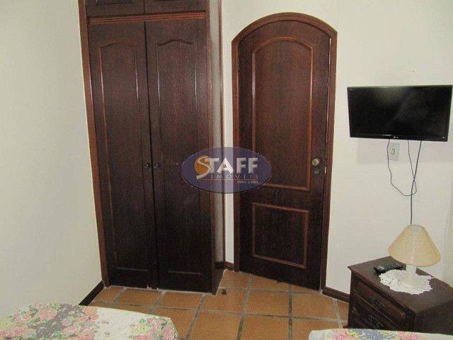 AZ-Apartamento com 3 quartos, 93 m², aluguel por R$ 2.800/mês-Centro-Cabo frio/RJ(AP0651) - Foto 10