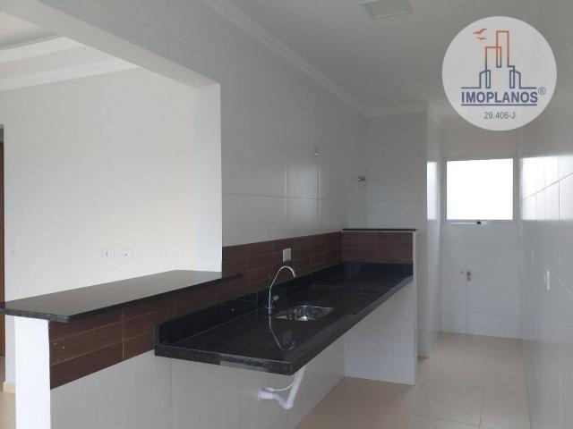 Casa com 2 dormitórios à venda, 59 m² por R$ 230.000,00 - Mirim - Praia Grande/SP - Foto 13