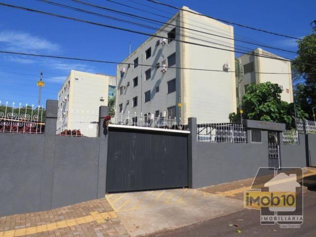 Apartamento com 2 dormitórios para alugar, 56 m² por R$ 950,00/mês - Edificio Itatiaia - F