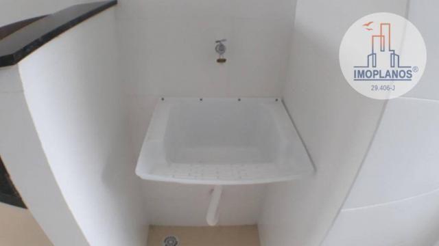 Casa com 2 dormitórios à venda, 59 m² por R$ 230.000,00 - Mirim - Praia Grande/SP - Foto 2