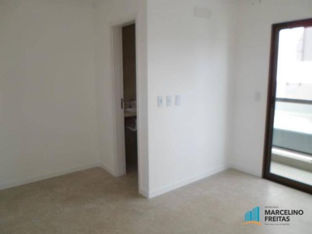 Casa com 3 dormitórios para alugar, 236 m² por R$ 3.609,00/mês - Centro - Eusébio/CE - Foto 13