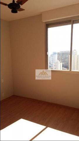 Apartamento com 2 dormitórios para alugar, 75 m² por R$ 1.050/mês - Centro - Ribeirão Pret - Foto 5