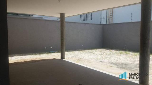Casa com 3 dormitórios para alugar, 236 m² por R$ 3.609,00/mês - Centro - Eusébio/CE - Foto 20