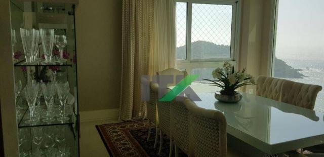 Apartamento com 4 dormitórios à venda, 210 m² por R$ 5.200.000,00 - Centro - Balneário Cam - Foto 8
