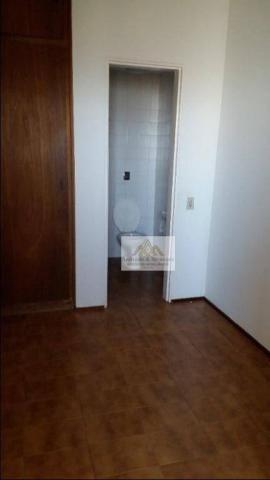 Apartamento com 2 dormitórios para alugar, 75 m² por R$ 1.050/mês - Centro - Ribeirão Pret - Foto 13
