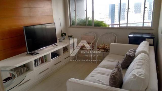 Apartamento com 4 dormitórios à venda, 140 m² por R$ 600.000 - Caminho das Árvores - Salva - Foto 4
