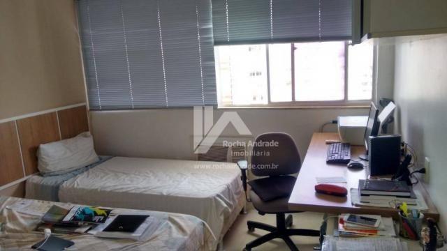 Apartamento com 4 dormitórios à venda, 140 m² por R$ 600.000 - Caminho das Árvores - Salva - Foto 10