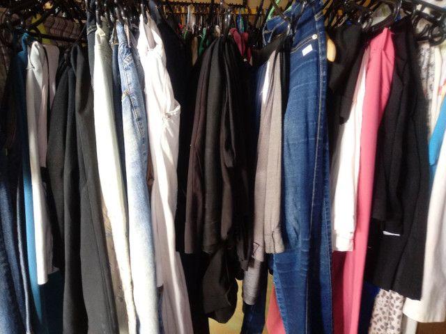Vendo lote de roupas para Brechó ou bazar - Foto 2