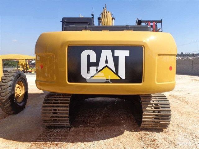Escavadeira 320 d caterpillar 2013 unico dono otimo estado toda revisada - Foto 6