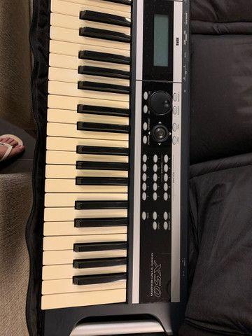 Sintetizador Korg X 50 - Foto 3
