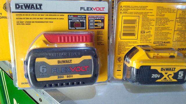 Bateria 6.0Ah FLEXVOLT 20V/60V DEWALT