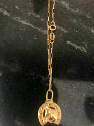Vendo colar de ouro 18 k - Foto 4