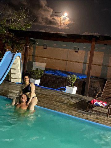 Aluga-se linda casa de praia com piscina en Itapoa ; barra do saí por temporada - Foto 16