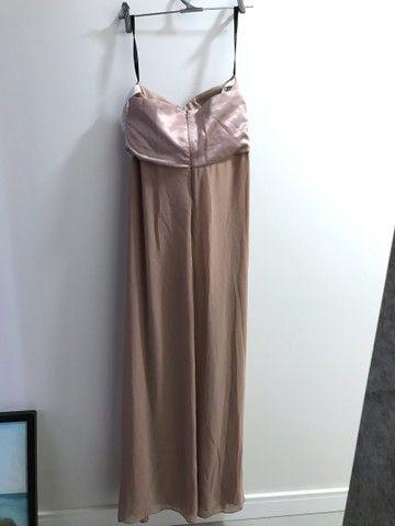 Vestido de festa longo  - Foto 4