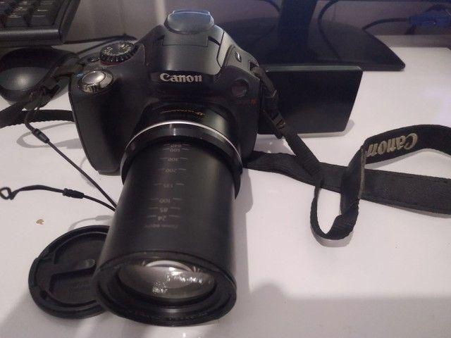 Super câmera Canon profissional URGENTE - Foto 5
