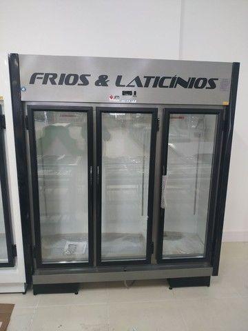 Expositor frios e laticínios JM Equipamentos Paulo Malmegrim