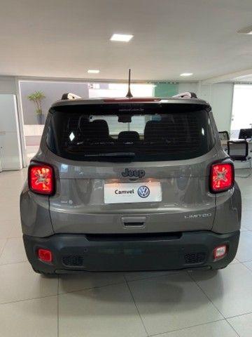 Jeep Renegade Limited Flex 2019 único Dono - Foto 7