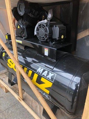 Compressor MSV 40 Max Industrial 10HP - Schulz  - Foto 6