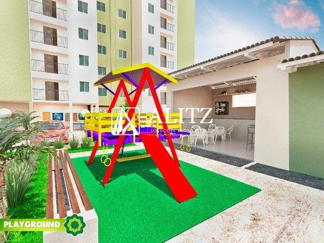 Apartamento 2 Quartos na região do Eldorado, Pronto pra Morar, Entrada Facilitada - Foto 12