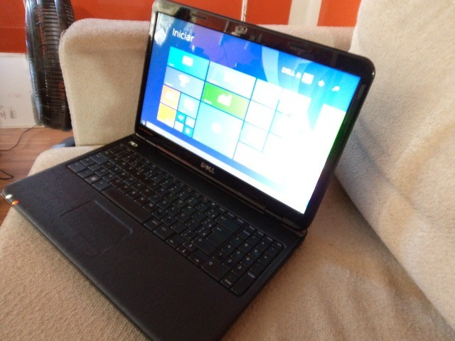 notebook Dell tela de 15 de 4gb hd-320 core i3 2.53ghz vel de i7  R$1.300 tr 9- * - Foto 5