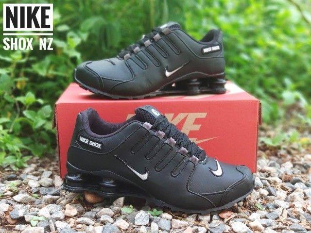Tenis (Leia a Descrição) Nike Shox Várias Cores Novo - Foto 6