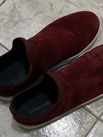 Sapato Vinho - Foto 3