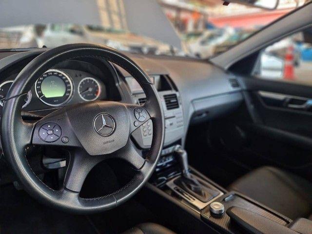 "Mercedes C180 Classic 1.8 Turbo Automático - 2011 "" Impecável ""  - Foto 7"