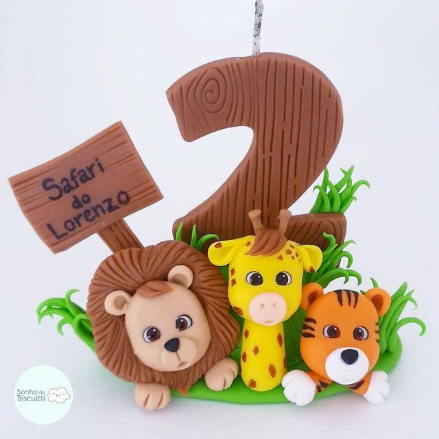 Vela de Biscuit Personalizada  - Foto 3
