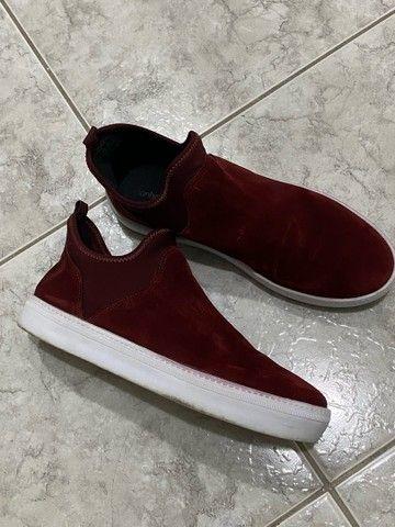 Sapato Vinho - Foto 5