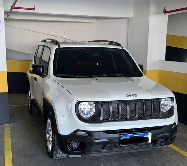 Jeep renegade mais novo do planeta 2019