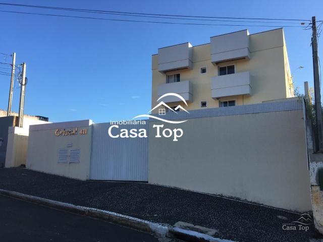Apartamento à venda com 2 dormitórios em Jardim carvalho, Ponta grossa cod:1835