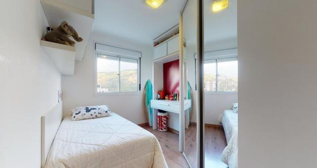 Apartamento à venda com 3 dormitórios em Jardim carvalho, Porto alegre cod:155827 - Foto 10