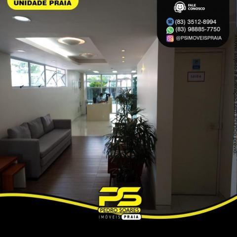 Apartamento com 3 dormitórios para alugar, 157 m² por R$ 6.500/mês - Tambaú - João Pessoa/ - Foto 3