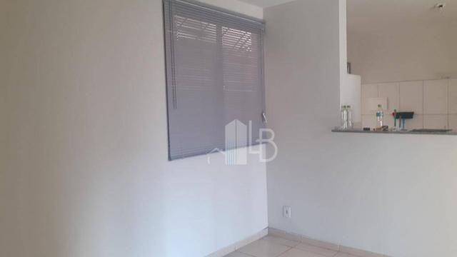 Apartamento com 2 dormitórios para alugar, 44 m² por R$ 750,00/mês - Martins - Uberlândia/ - Foto 8