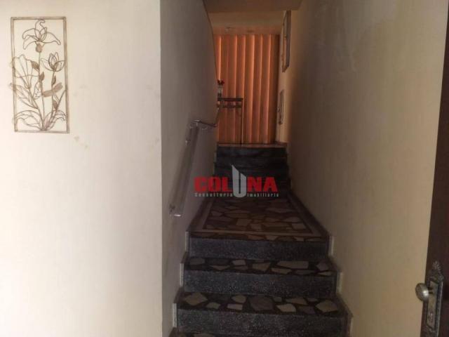 Apartamento com 2 dormitórios para alugar, 45 m² por R$ 1.000,00/mês - Santa Rosa - Niteró - Foto 3