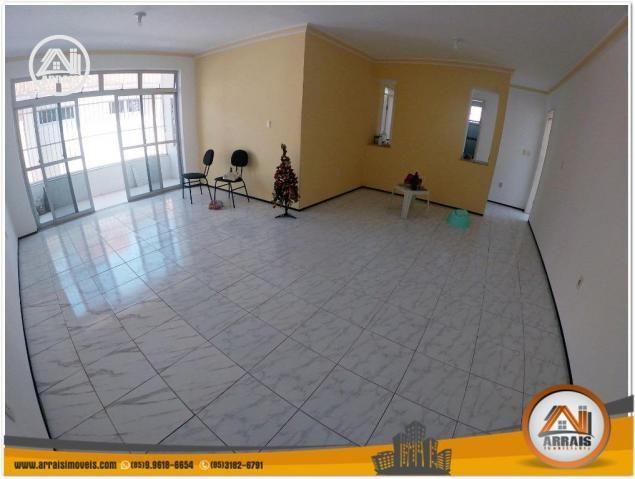 Apartamento com 3 dormitórios à venda, 120 m² por R$ 320.000,00 - Montese - Fortaleza/CE - Foto 5