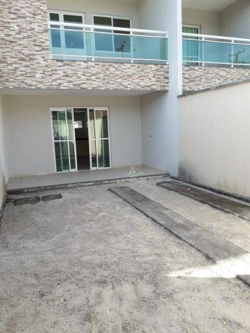 Sobrado à venda, 115 m² por R$ 230.000,00 - Lagoinha - Eusébio/CE