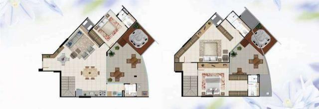 APPLAUSE NEW HOME - Apartamento de 3 quartos - 88 a 165m² - Setor Coimbra, Goiânia - GO - Foto 19