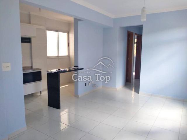 Apartamento à venda com 3 dormitórios em Estrela, Ponta grossa cod:2788 - Foto 3