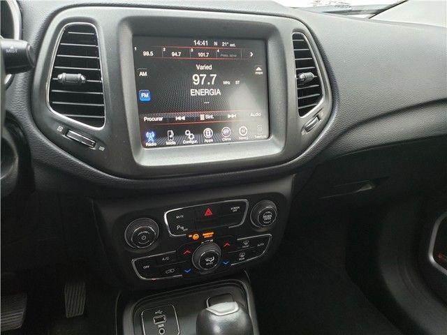 Jeep Compass 2017 2.0 16v flex longitude automático - Foto 15